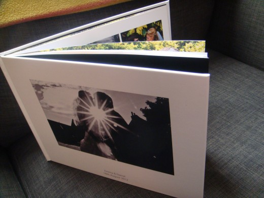 Give a personalised photo book