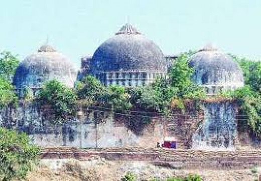 Rahul has promised to rebuild Babri Masjid if voted to power