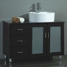 The Lune vanity is a new classic that will enjoy immense popularity for years to come