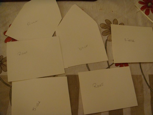 Make card templates