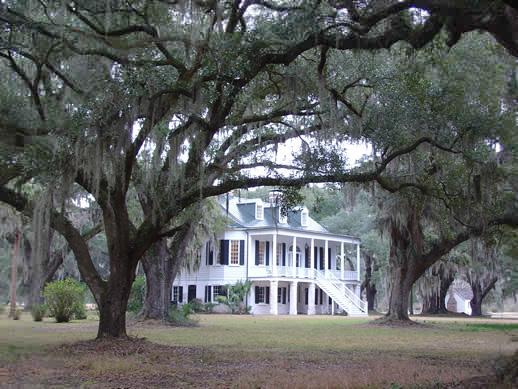 Grove Plantation House,