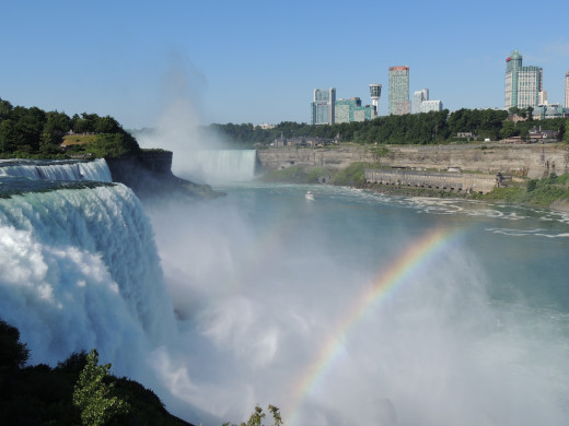 Niagara Falls - US Side