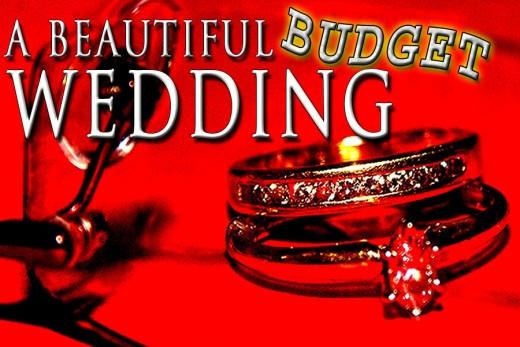Saving money on a beautiful budget wedding is easy when you follow a few simple tips!