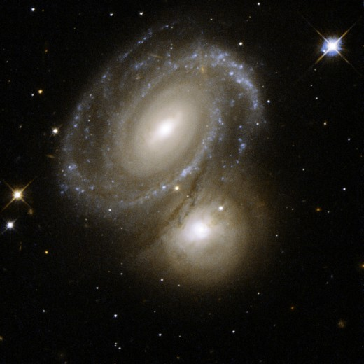The challenges of Earths environment can seem so vast that a galaxy seems simple by comparison.