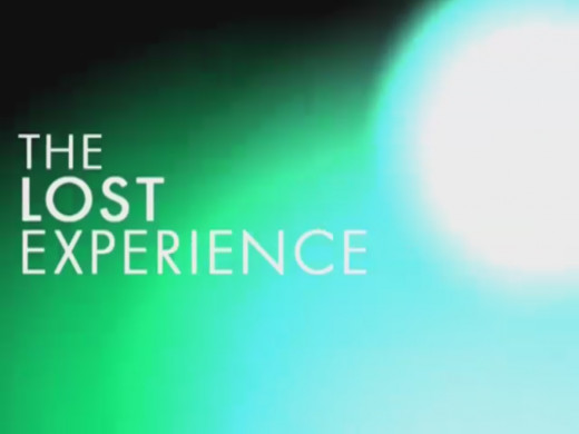 The Lost Experience Alternate Reality Game