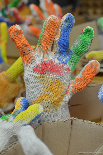 The ability to focus an a specific task and see it through to completion is a skill learned by children who participate in the arts.