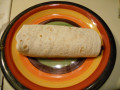 Fast and Easy Black Bean Burritos