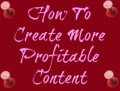 Keys To Writing More Profitable Content