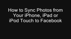 How to Sync Photos from Your iPhone, iPad or iPod Touch to Facebook