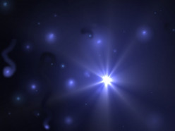 My Little Angel Flying On A Star