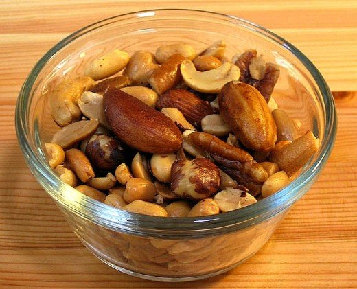 Go Nuts for Nuts! They are a super food.