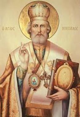 Saint Nicholas of Myra
