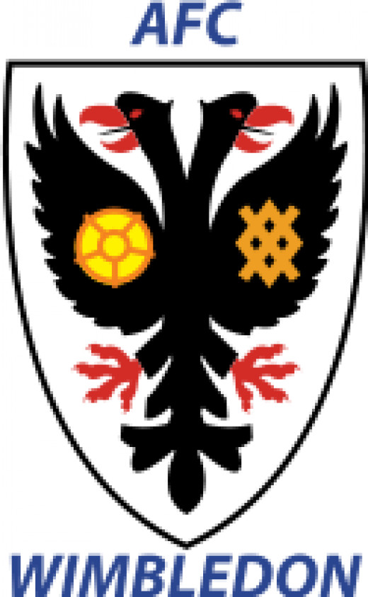 AFC Wimbledon's Logo
