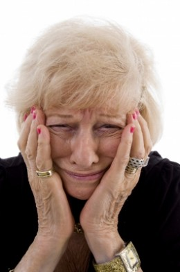 The elderly need patience and understanding.