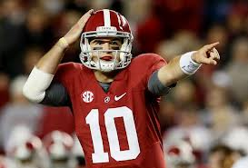 A.J. McCarron, Crimson Tide Quarter Back