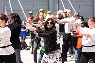 People of all ages and physical abilities can enjoy and benefit from tai chi.