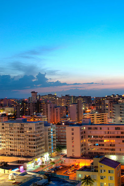 Dmitry K photographed San Juan on August 30, 2011.