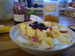 Best Scottish Porridge oats recipes – How to make a healthy, cholesterol lowering breakfast.