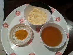 Green Tea - Facial Mask Recipe with the Goodness of Chickpea & Turmeric