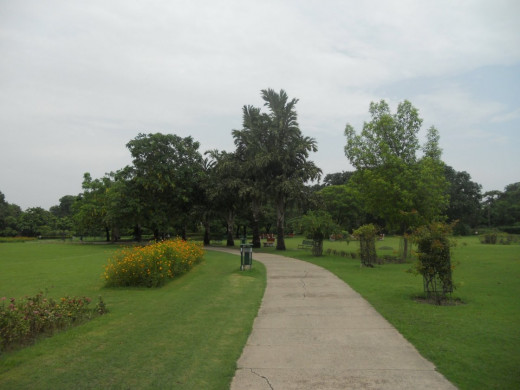 Garden of fragrance in sector 36 is famous for its distinctive aromatic and fragrant plants and serves as a fabulous picnic spot.