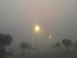 Making use of weather databases, instrument readings, and other forecasting techniques, even fog can be predicted.