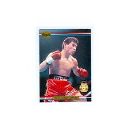 J. C. Superstar on a Ringlords boxing card Vol. 1 First Edition. He had a devastating left hook to the body that he used to absolute perfection.