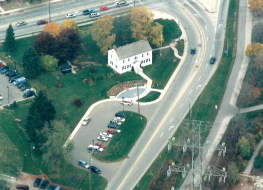 Joseph Brant Museum, Nov. 7, 2001.