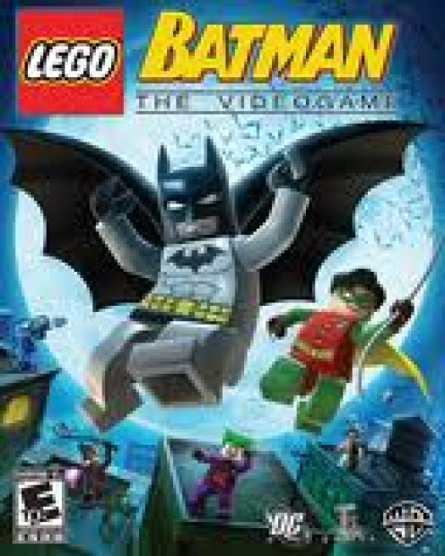 Batman Lego: The Video Game was rated E for everyone and it is kind of Addicting for kids and adults.