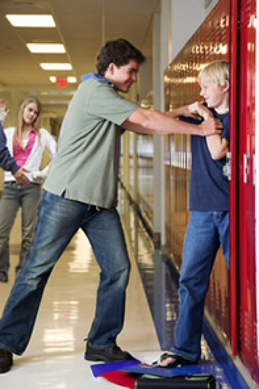 Bystanders can make a world of difference in bullying.