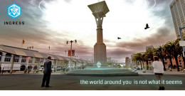 Ingress by Google: New way of augmented reality gaming