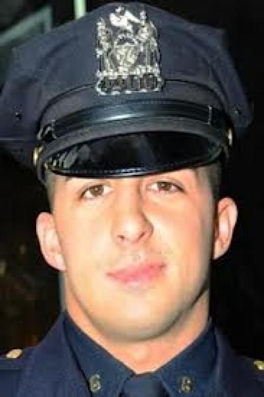 Officer Larry DePrimo