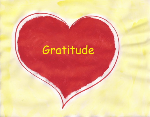 Healthier kids are appreciative and feel grateful for their blessings.