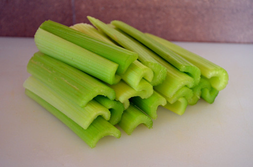 Celery can be used many different ways in cooking and is of great nutritional value.