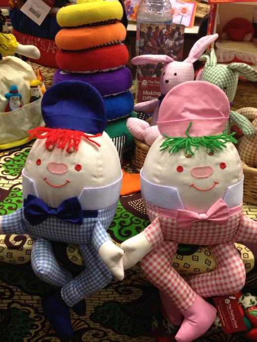 Universal Humpty Dumptys