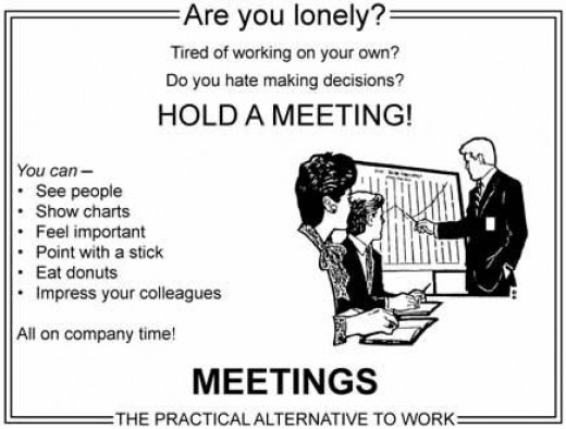 Do you really need to go to that meeting?