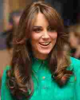 Kate after announcement.