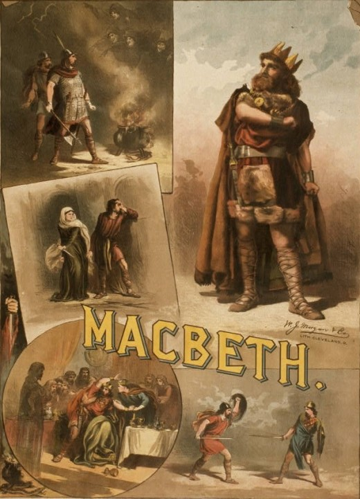 Macbeth--an unforgettable character