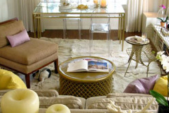 Make decorative improvements in your home interiors that feature personality and style. Work with a style theme that is a simple and casual look. Or choose an easy style--a creative version of a high end scheme.