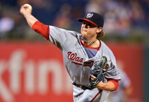 Drew Storen, Washington Nationals