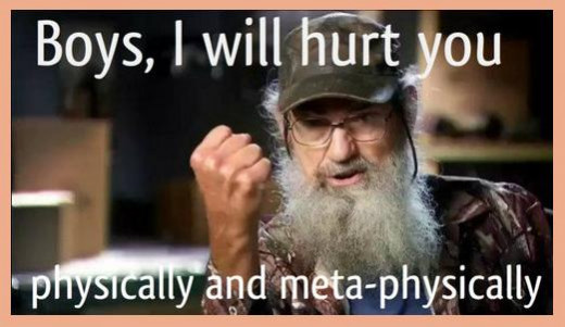 Duck Dynasty Si Funny Quotes