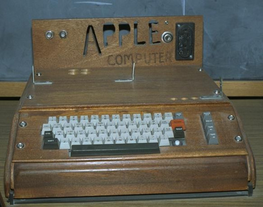 This is the original Apple computer