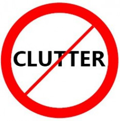 How To Declutter Quickly & Effectively