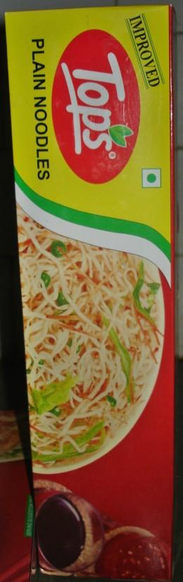 Tops plain noodles