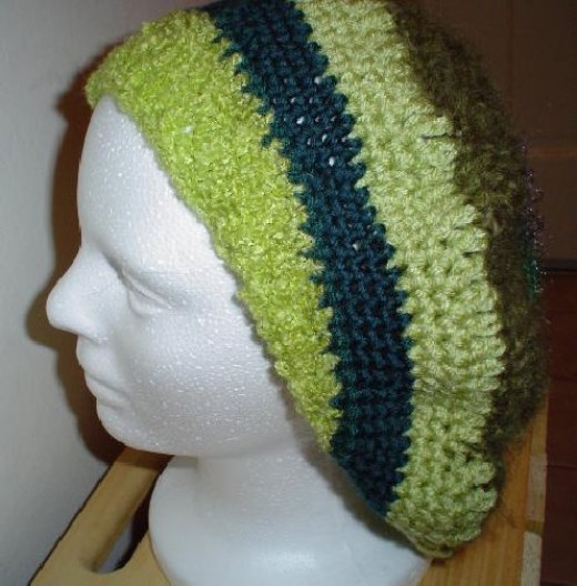 Free Crochet Patterns For Tam Hats : CROCHET HAT TAM PATTERN FREE PATTERNS