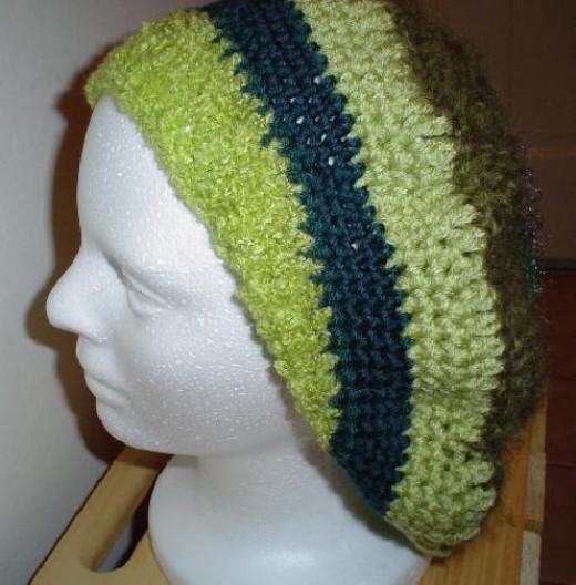Crochet Hat Tam Pattern Crochet Club