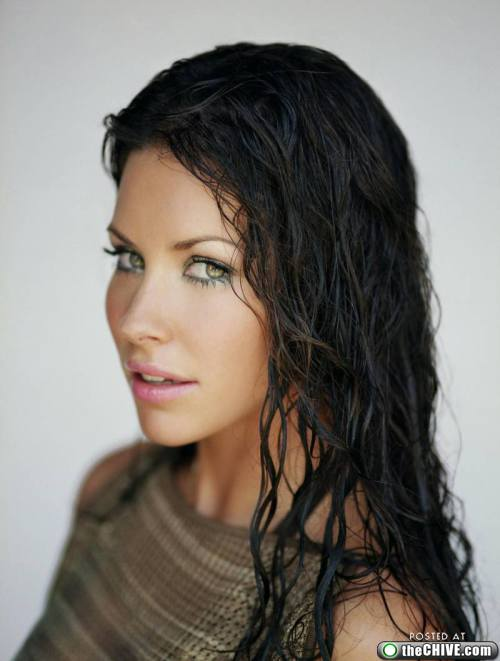 "Evangeline Lilly best known of ""Lost"" fame"