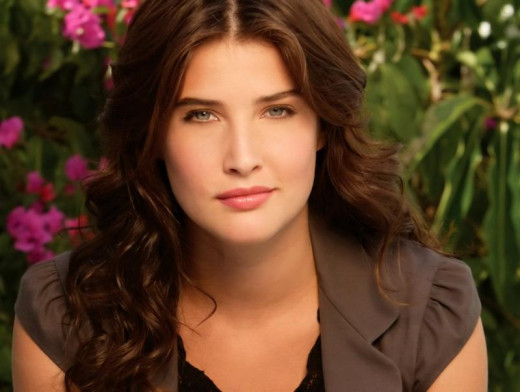 "Cobie Smulders - known for her role in ""How I Met Your Mother.""  Also May be in Captain America 2 as well as The Avengers 2"