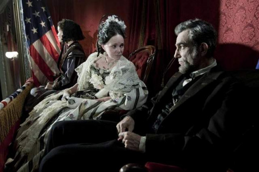 Sally Field and Daniel Day-Lewis in Lincoln (2012)