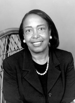 Patricia Bath, inventor of the Laserphaco Probe, used by permission of Wikipedia Commons