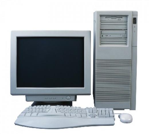 Old Desktop Pc
